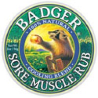 Sore Muscle Rub -Cooling Blend